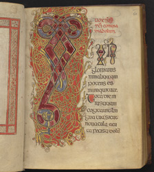 Psalm 51 (52), in a Psalter